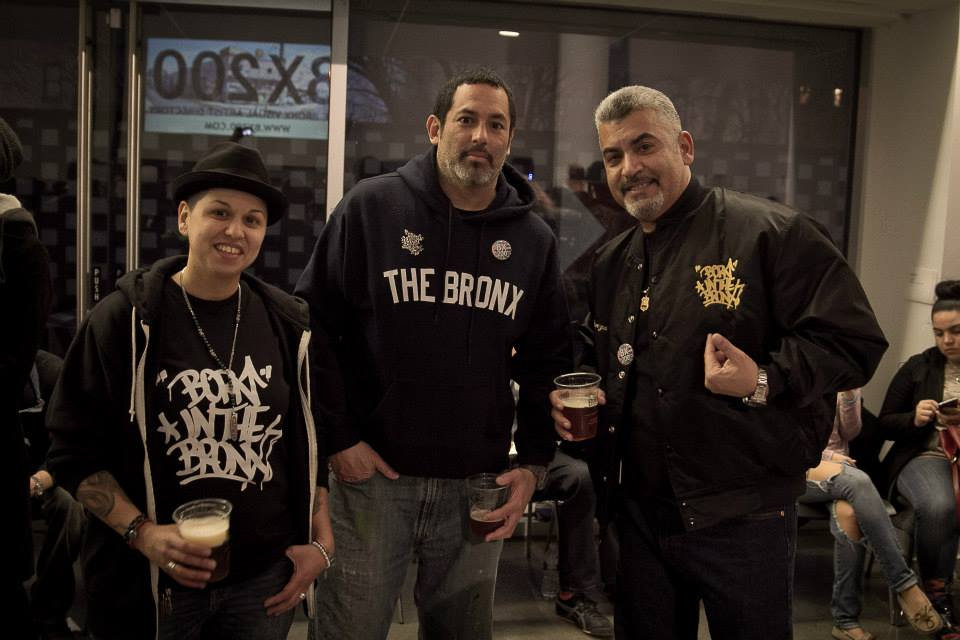 Report From The Bronx: BX200 Launch Party