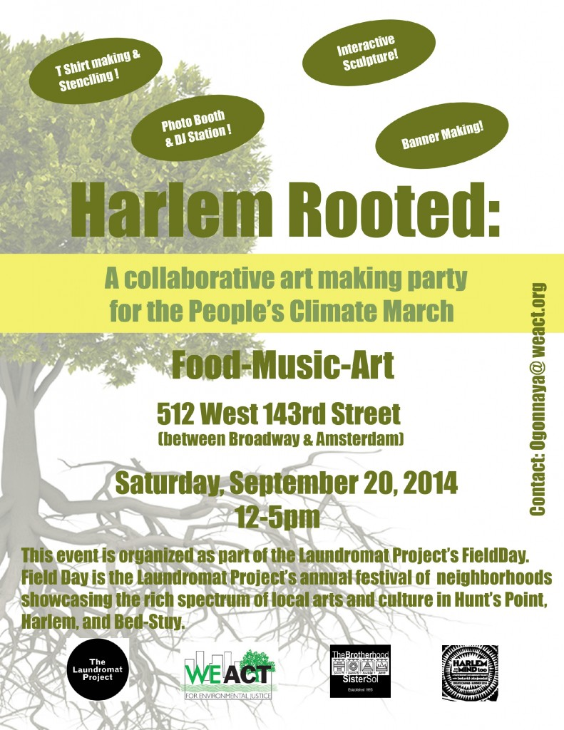 HARLEM ROOTED