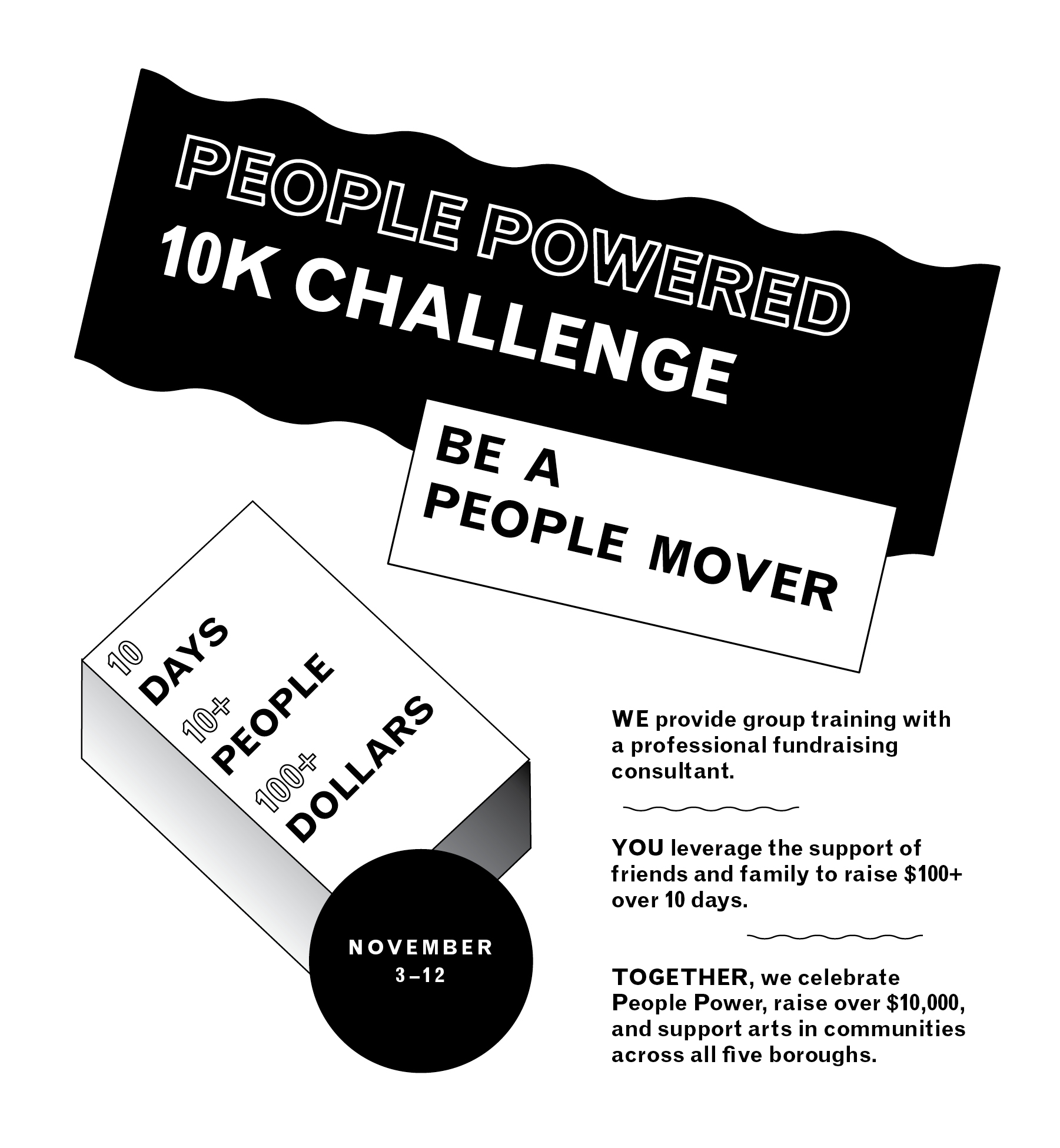 People Powered 10K Challenge