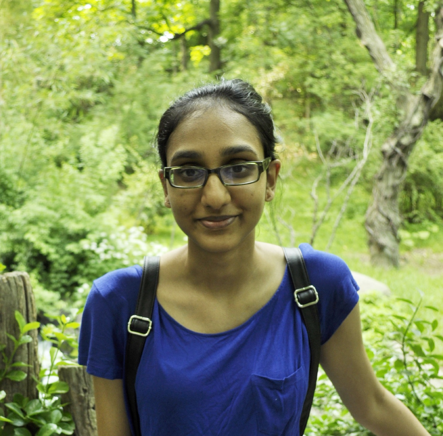 Meet Sallishah Ali, Program Intern