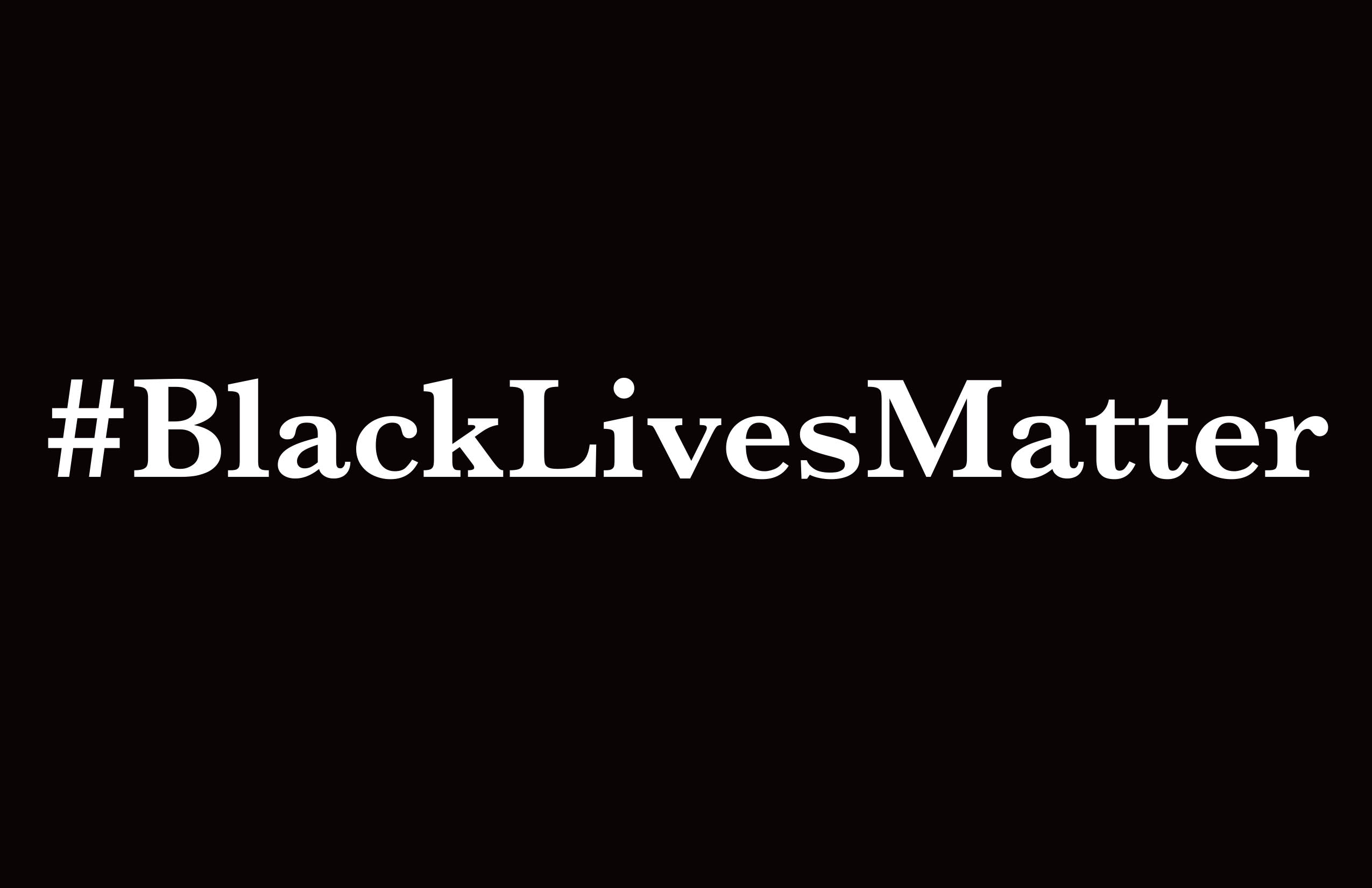 #BlackLivesMatter: A Letter from The LP