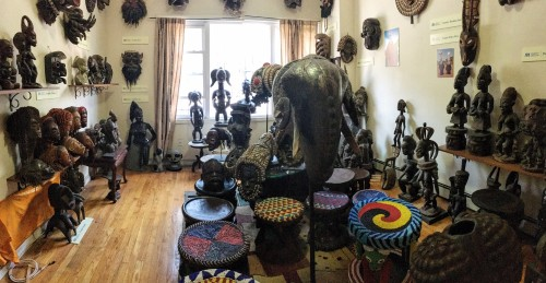 """""""Iyapo Rrepository"""" At The Bed-Stuy Museum Of African Art With Salome Asega And Ayo Okunseinde"""