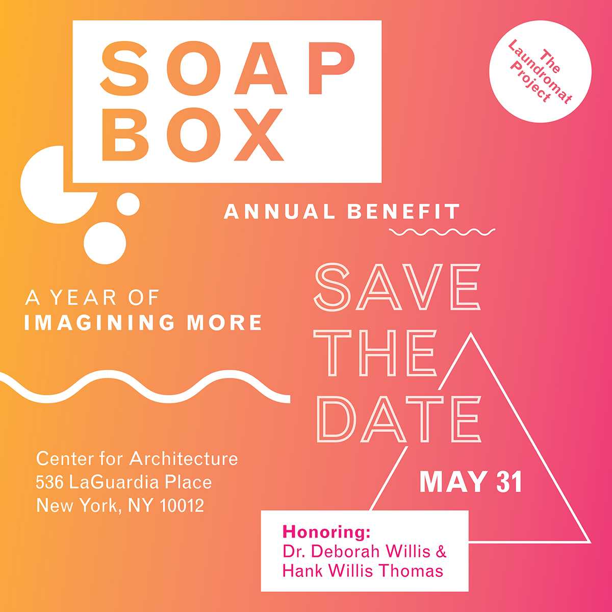 Save the Date! SOAPBOX 2017