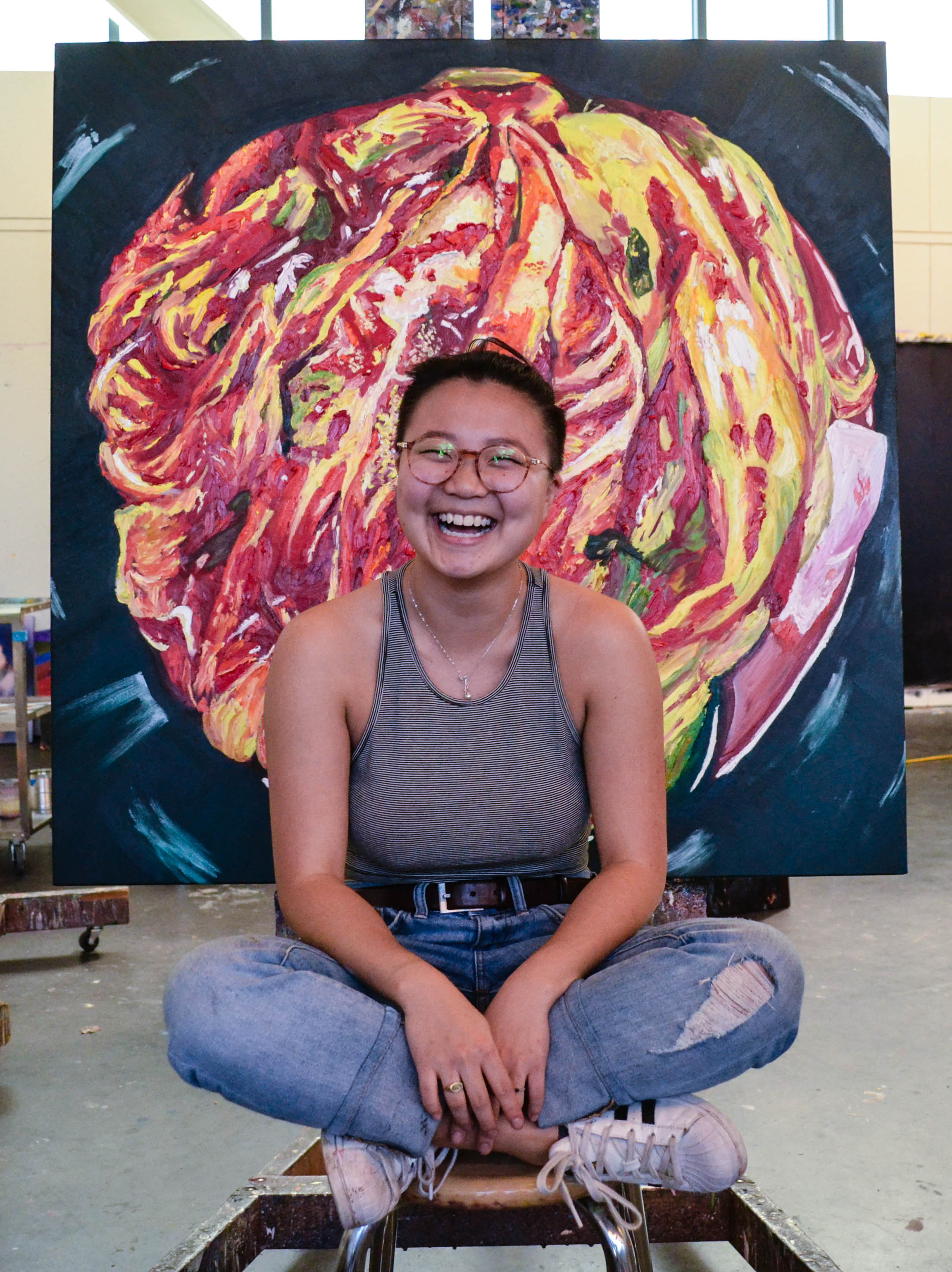 Meet Yeji Jung, Programs Intern