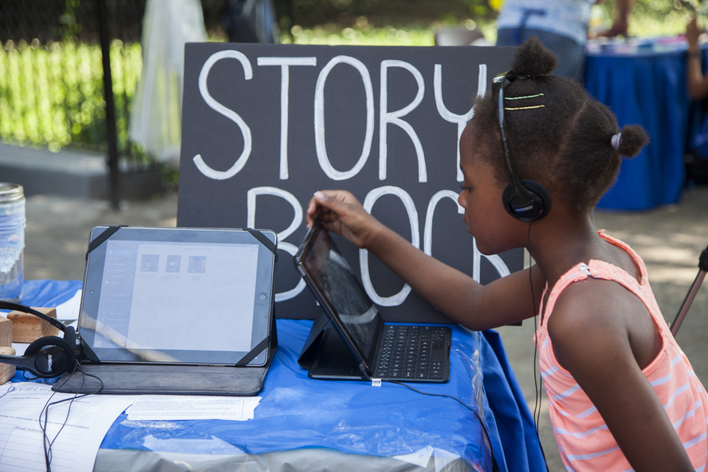Field Day 2017: StoryBlock/Bronx Community College Archives