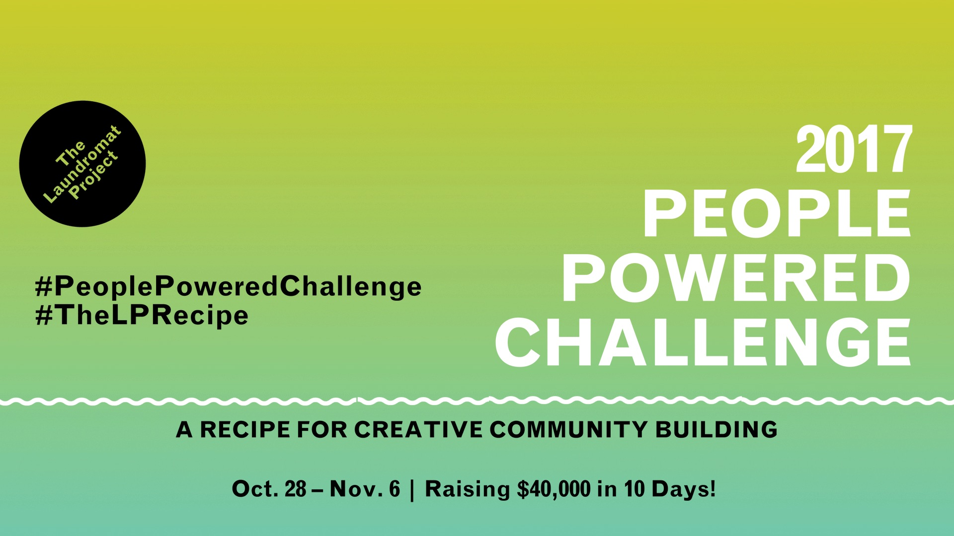 2017 People-Powered $40K Challenge
