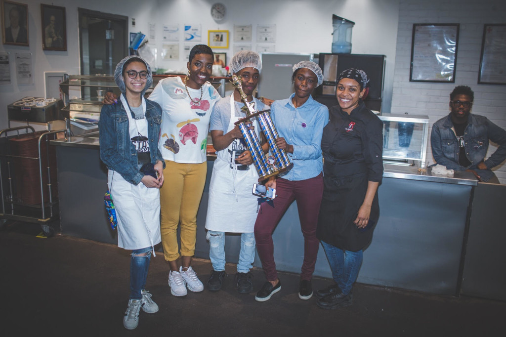 Chef Lex Grant's team wins First Place at #StayHungry2017  Photography by Sho Shots