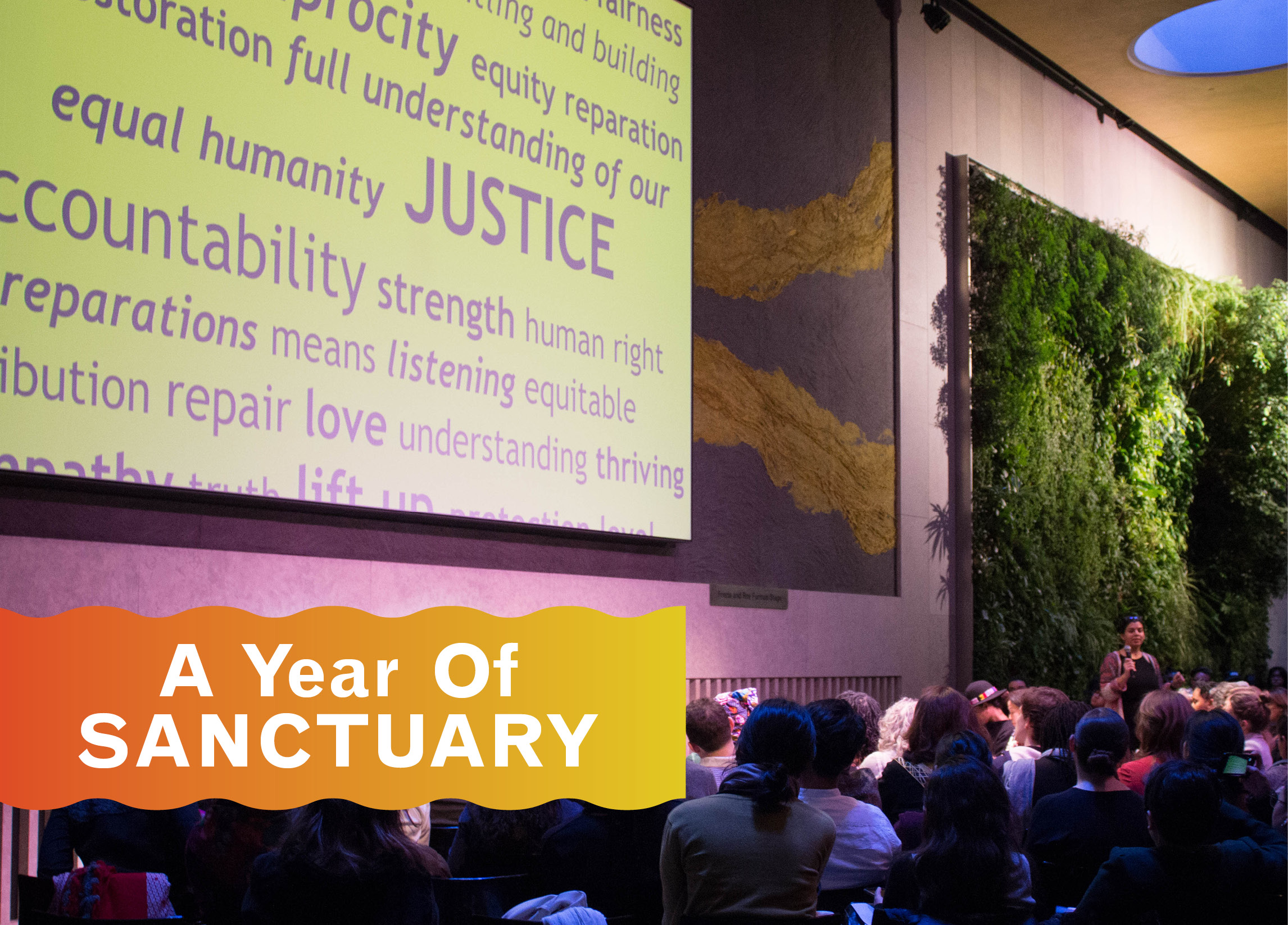 2017 Year in Review: Sanctuary