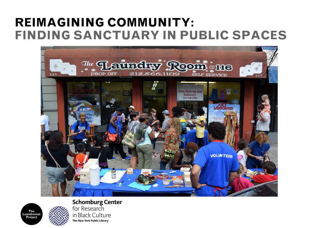 Reimagining Community: Finding Sanctuary In Public Spaces